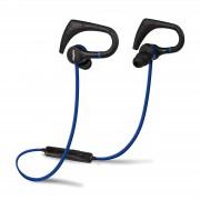 Veho ZB1 Sports Hook Bluetooth Wireless Earphones - Black/Blue