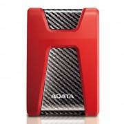"""Disco Duro Externo USB 3.1 de 2TB Adata HD650 rojo de 2.5"""" AHD650-2TU31-CRD"""