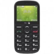 DORO 1360 Dual sim Black 2.4 0.08 Mpix