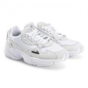 adidas Originals Falcon W Sneakers Vit Barnskor 38 (UK 5)