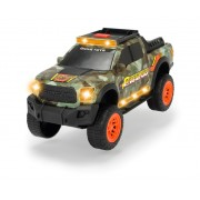 Masina cu lumini si sunete Ford F150 Raptor Adventure Dickie Toys 33 cm