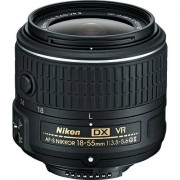 Nikon 18-55mm F/3.5-5.6G AF-S DX VR II - 4 ANNI DI GARANZIA