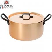 Cacerola de cobre First Classe de De Buyer 16 cm