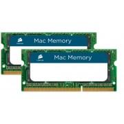Memorii Laptop Corsair Mac SO-DIMM, DDR3, 2x8GB, 1600MHz (CL11)