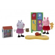 Peppa Pig Little Rooms, Kid Room with Peppa & Suzy