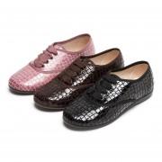 Pisamonas Sapatos Blucher Mulher e Menina Coco