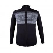 Kama Fashion&Function Kama Urban Vest dames van 100% merino wol zwart 5102