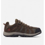 Columbia Chaussure De Randonnée Imperméable Canyon Point - Homme Mud, Rouge 40 EU