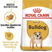 12kg (English) Bulldog Adult Royal Canin Hondenvoer