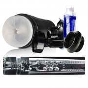 Fleshlight Pilot + Shower Mount + 4oz Lube