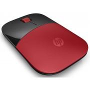 HP Mysz Z3700 Czerwony