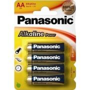 Baterije Panasonic LR6 AA bronze B4