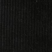 "Club of Comfort B. Moss Cord Trousers, 38""R - Black"
