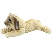 """Jesonn® Stuffed Plush Animal Toy Lion,Brown,13.5"""",1PC"""