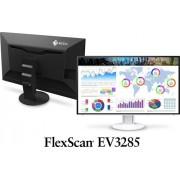 Eizo EV3285-BK 31,5', 4K UHD 3840x2160, 350 cd/m2, 178/178°, IPS LED, USB-C, Display Port, 2xHDMI, 2xUSB 3.1 hub, Speakers, черен