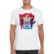 Toppers official merchandise Wit Toppers in concert 2019 officieel t-shirt heren