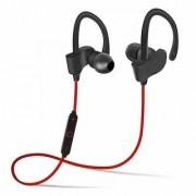 QC-10 Bluetooth Headset Runner Headset Sport Stereo Sweatproof Earphones with Mic and Earhook