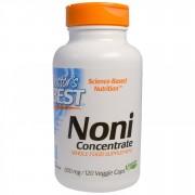Doctor's Best, Best Noni Concentrate, 650 mg, 120 Capsule vegetale + TRANSPORT GRATUIT