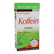 Naturland Koffein tabletta, 60 db