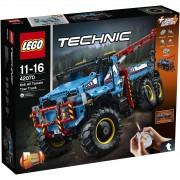 Lego Technic: Camión grúa todoterreno 6x6 (42070)
