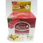 ROSE&ARGAN Crema faciala de zi cu efect de lifting