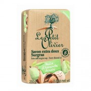 Le Petit Olivier Săpun natural fin din ulei de migdale (Extra Mild Surgras Soap) 250 g