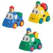 Детска забавна количка Press and Go Car, Simba, налични 3 цвята, 042529