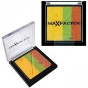 Палитра сенки за очи трио Max Factor, Max Effect Trio Eye Shadow, 04 Queen Bee