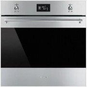 Smeg 60cm Classic Oven, Stainless Steel - SF6390XE