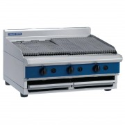 Blue Seal Countertop Chargrill Natural Gas G596 B