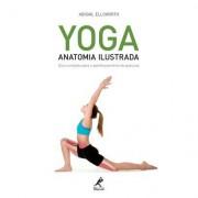 Livro - Yoga - Anatomia Ilustrada - Unissex