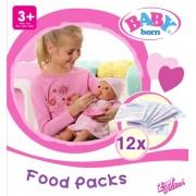 Zapf Creation Baby Born hrană(12 săculețe) 779170