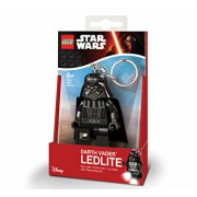LEGO Star Wars, Breloc cu laterna - Darth Vader