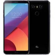Смартфон LG G6 BLACK 32GB, 5.7 инча, черен, LG G6 BLACK