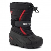 Апрески SOREL - Childrens Flurry NC1965 Black/Bright Red 015