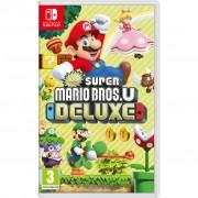 New Super Mario Bros. U Deluxe Switch