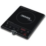 Wama WMIC 04 Induction Cooktop(Black, Push Button)