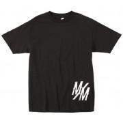 utcai póló férfi - Seth 3 - METAL MULISHA - Blk