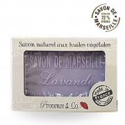 Provence & Co Marseille Seife Provence et Co - Lavendel - 100gr