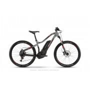 Haibike SDURO HardSeven Life 6.0 - Black/Gray/Coral matt - E-Bikes 44