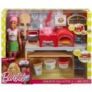 Barbie Chef de pizza Mattel Bestoys