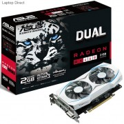Asus Dual RX 460 OC 2Gb DDR5 128bit 4 channel Graphics Card
