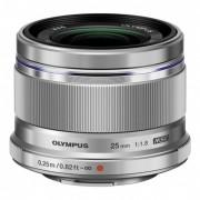Olympus 25mm F1.8 Obiectiv Olympus MFT Argintiu