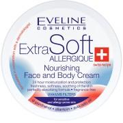 Crema nutritiva pentru fata si corp Eveline ExtraSoft Allergique 200 ml