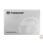 """Transcend 128GB, SSD370, 2.5"""", SSD, SATA3, 550/170MB/s, aluminium (TS128GSSD370S)"""