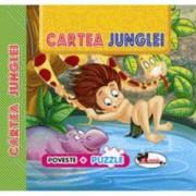 Povesti cu Puzzle. Cartea Junglei