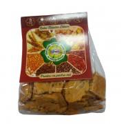 Crackers vegani cu ceapa si legume - 200 g