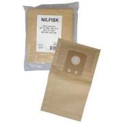 Nilfisk GD1000 bolsas para aspiradoras (10 bolsas)