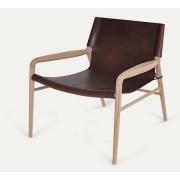 OX DENMARQ Rama chair fåtölj - Såpbehandlad, mocca