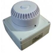 Sirena Wireless 1124-WSO WHITE de culoare alba